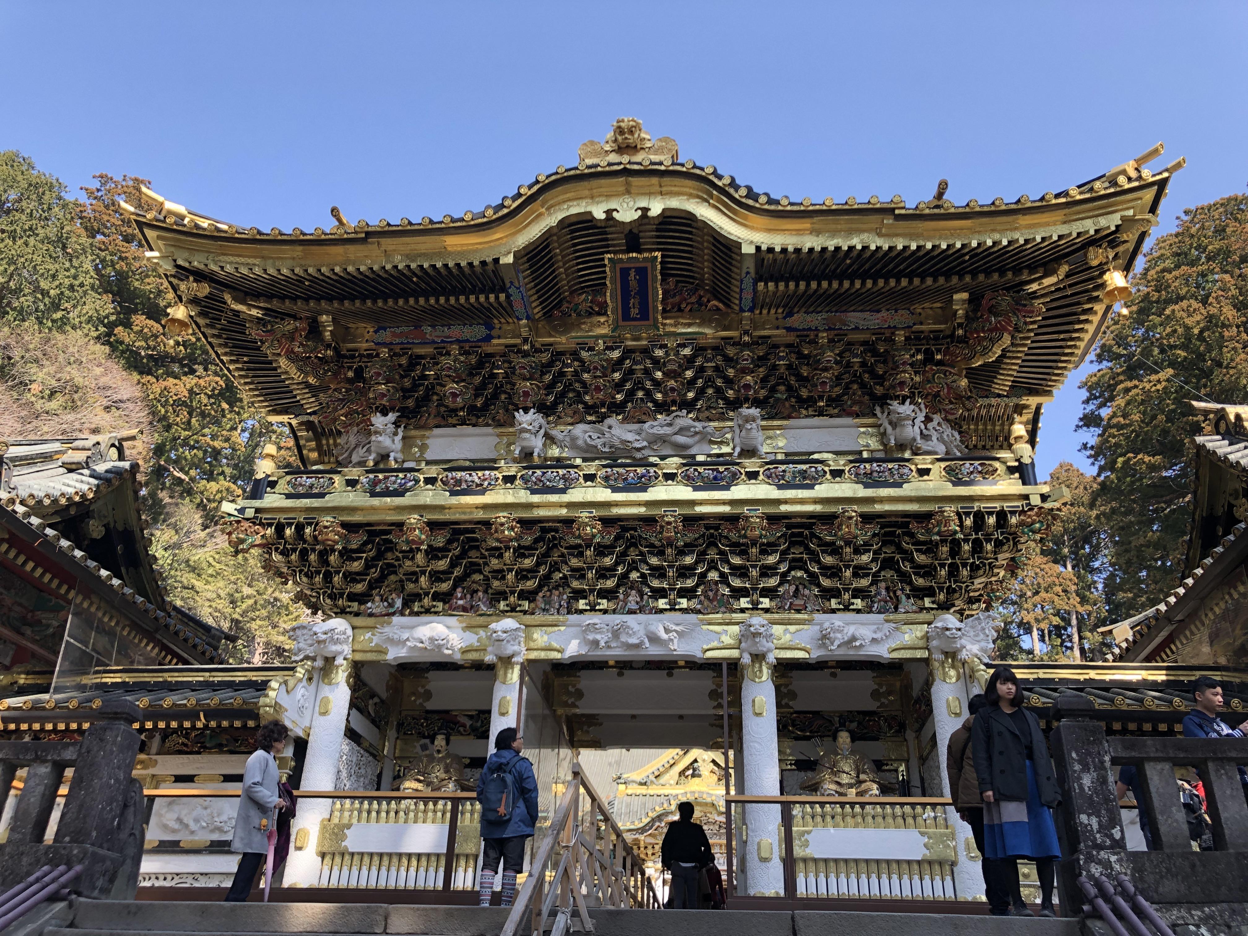 Porte Yomeimon