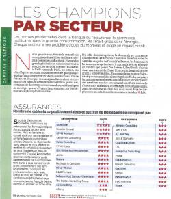 Top a2 consulting dans le classement des meilleurs - Classement cabinet conseil ...